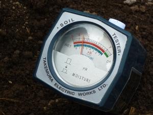pH Tanah 4.5 Pada Permulaan Projek