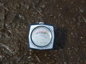 pH tanah 6.7