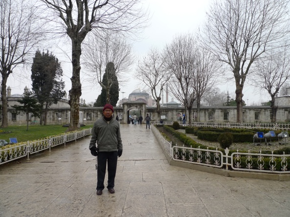 Topkapi Grounds In Early Spring 2011