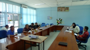 Padi SRI Selangor : Perbincangan Keperluan Mekanisasi SRI
