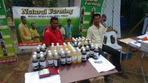 Padi SRI Selangor : PPL Promosi Baja & Penghindar Natural Farming