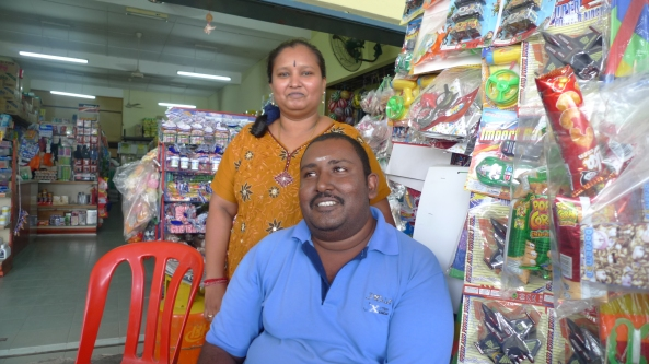 Padi SRI Selangor : Encik Raja dan Puan Chitra di Parit 4, Sg Burong
