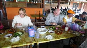 Padi SRI Selangor : Lunch in the Kampong Restoran