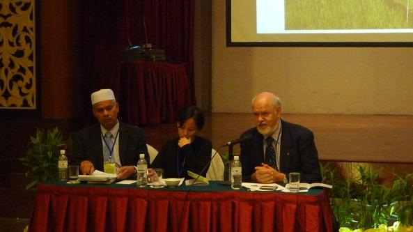 Padi SRI Selangor : Hari Pertama Persidangan Kebangsaan SRI