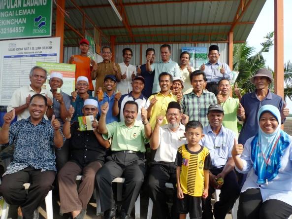 Padi SRI Selangor : Senyuman Pertanian Lestari Bermula DiSini