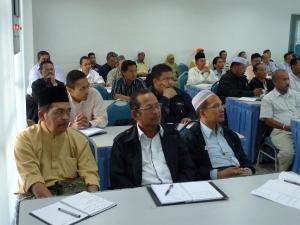 Padi SRI Selangor : Berkongsi Maklumat SRI Dengan Rakan IADA, Kerian-Sg Manik (9 Sep, 2011)