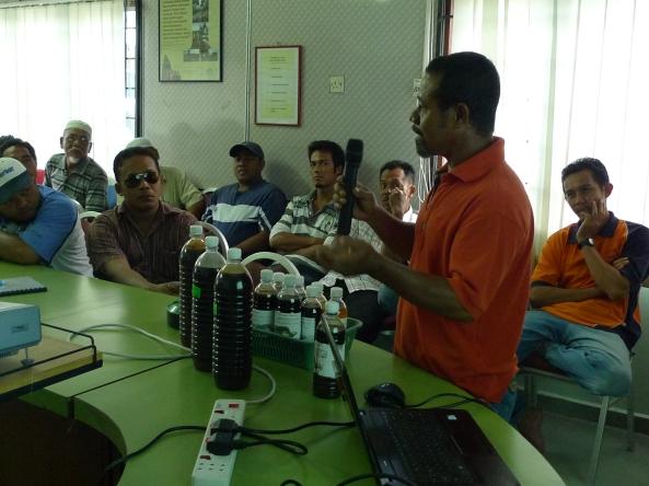 Padi SRI Selangor : Encik Razak Chik Berkongsi Pengalaman Mengguna Produk SRI