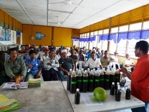 Padi SRI Selangor : Testimoni Encik Razak Chik