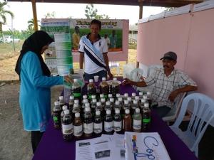 Padi SRI Selangor : Promosi Produk SRI Yang Berasaskan Natural Farming