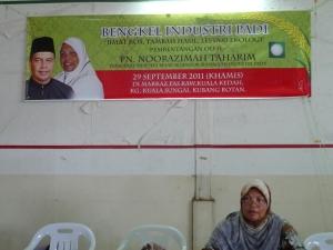 Padi SRI Selangor : Penasihat, Menteri Besar Incorporated (MBI)