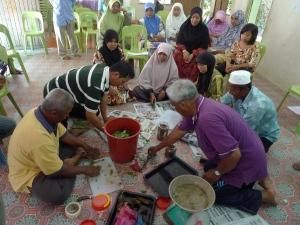 Padi SRI Selangor : Berkongsi Ilmu SRI Dengan Penduduk Kg Alor Ganu, Kedah
