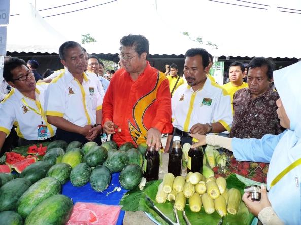 Selangor Agrofest 2011 : Tan Sri Khalid Ibrahim