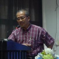 Encik Fauzi Mat Zin