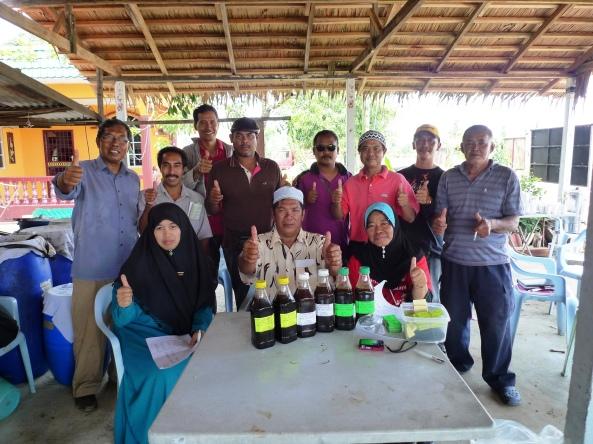 SRI D'Dorani Melangkah Gagah Ke Arena Pertanian Fitrah Alam