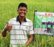 Ferozz Yakin Dengan Produk SRI