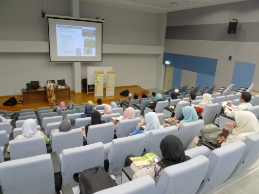 Seminar Anjuran Malaysian Society of Applied Biology, UKM