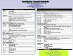 Jadual Bengkel IPM  12-13 Sep, 2012 di UKM