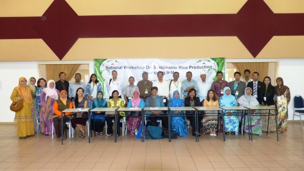 SRI-Mas : National Workshop on Sustainable Rice Production: Re-Visiting IPM