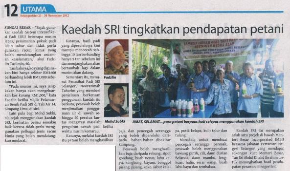 SelangorKini Berita SRI