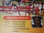 Poster Mesin Landak