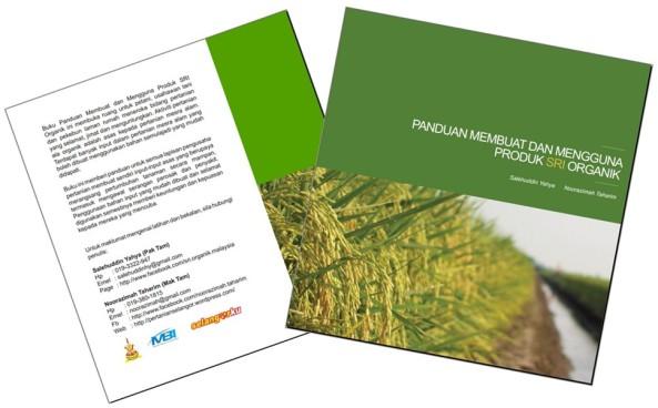 Buku Panduan Membuat dan Mengguna Produk SRI Organik