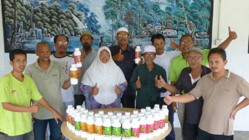 Padi SRI Selangor : Bengkel SRI Organik ke-12 di Selangor