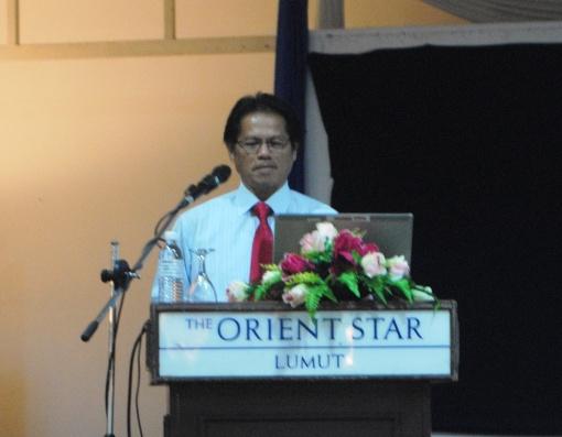 Prof. Dr Wan Mohtar Wan Yusoff, UKM