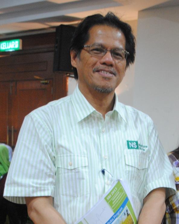 Prof Dr Wan Mohtar Wan Yusoff, UKM