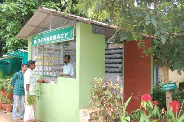 Bio-Farmasi Tanaman